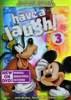 Have a Laugh: Volume 3 [New DVD] Full Frame, Rmst, Restored, Subtitled, O-Card