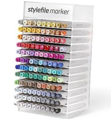 Stylefile Marker Brush - Full 120er Display