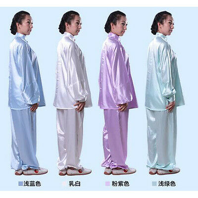 Kung fu Martial art Tai Chi Suit Wing Chun Shaolin Uniforms Clothes Taoist Robe