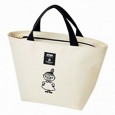 Moomin Little My Tote Bag Pouch Sticker Set Adam et Rope Le Magasin InRed Japan