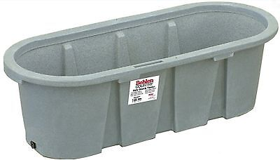 Water Tank Country 150 Gallon Poly Stock tank Trough Horse Cattle Livestock, NEW