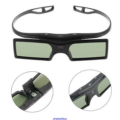 Active Shutter 3D Glasses Bluetooth-compatible LCD Lens For Blue-ray Samsung TV