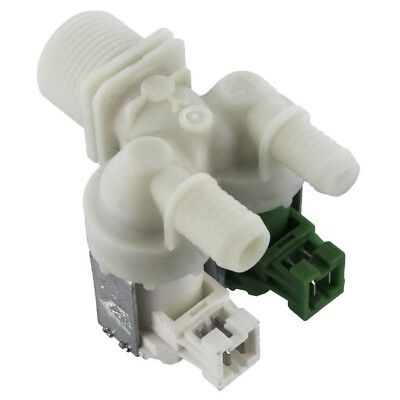 Solenoid Water Inlet Outlet Fill Valve for Zanussi Washing Machine