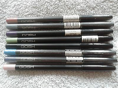 GOSH Velvet Touch Lip Liner/Eye liner Waterproof * CHOOSE SHADE *