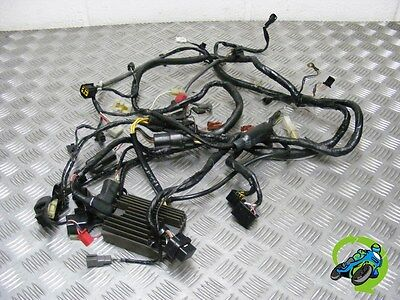 Look Kawasaki Zx9R Zx-9R Zx900E 2004 Wiring Harness Loom + Regulator Rectifier