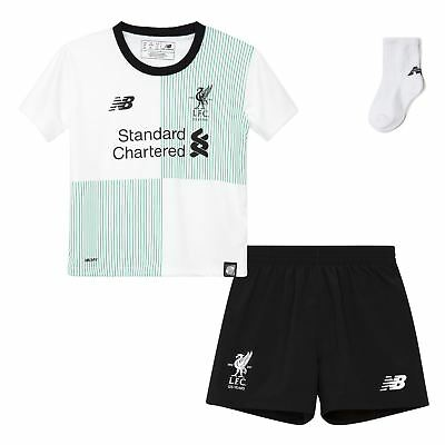Liverpool FC  LFC Baby Away Kit 17/18 Official
