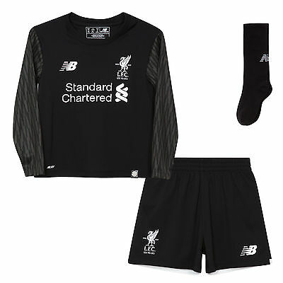 LFC Infant Away Goalkeeper Kit 17/18