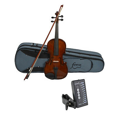 Forenza Prima 2 Violin Outfit Full Size With Digital Tuner