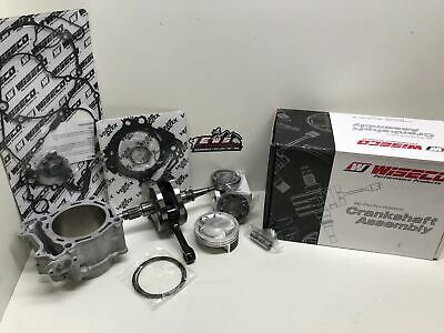 Yamaha Yz 250F Engine Rebuild Kit, Cylinder, Piston, Crankshaft 2005-2007
