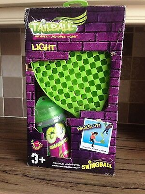 New - Tailball - The Wack It & Smack It Game - From Makers Of Swingball