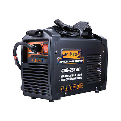 Welding Machine Inverter Dnipro-M SAB-258DP 5500W ,NEW