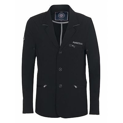 Harcour LEVISTO Mens Show Jacket - Black