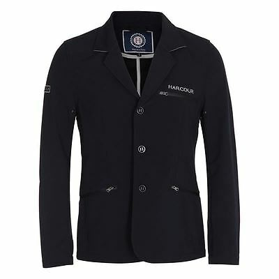 Harcour LEVISTO Mens Show Jacket - Navy