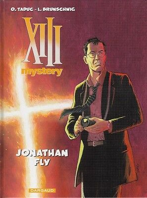 Xiii Mystery  ** Tome 11 Jonathan Fly ** Eo Neuf Taduc/brunschwig