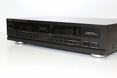 Technics SH-GE70 Stereo Graphic Equalizer With Spectrum Analyzer Hi-Fi Separate