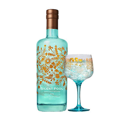 Silent Pool Gin - 70cl - Silent Pool Distillery