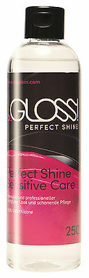 beGLOSS Perfect Shine 250ml Latexpflege Politur