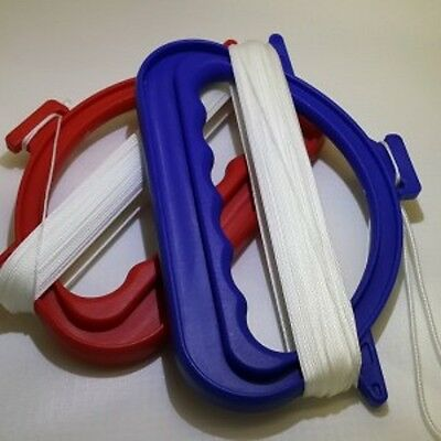 PETER POWELL Kite Flying Line and Handles - Adults Kids Outdoor Sport Toy
