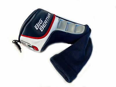 New Callaway Big Bertha '14 Fairway 3,5,7 Wood Headcover
