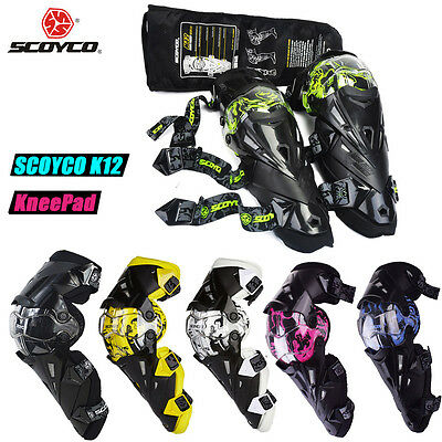 Motorcycle Knee Pads Protectors Guards Armor Motocross Kneepad Protective Gear
