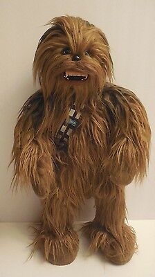 "Star Wars 24"" CHEWBACCA Poseable Talking Plush"