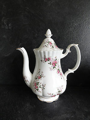 Royal Albert Lavender Rose Coffee Pot - 2 pint capacity