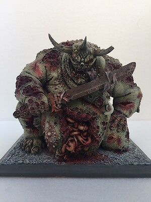 Warhammer 40k Death Guard Army (Painted)