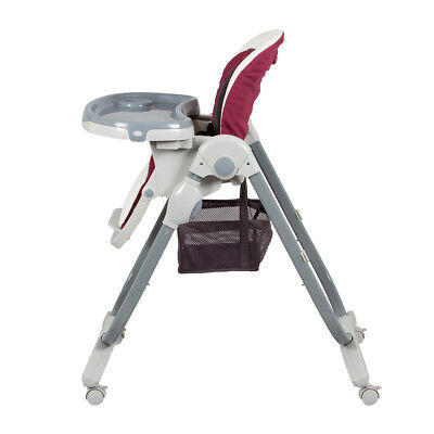 Trevi High Chair - Berry Happy