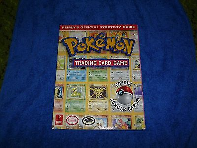 Pokemon Trading Card Game Prima's Official Strategy Guide - New