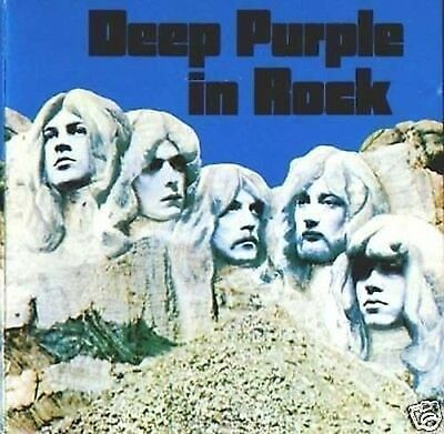 CD (NEU!) DEEP PURPLE in Rock (dig.rem.mit Bonus Child in Time Speed King mkmbh