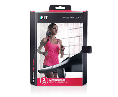 2 Year Membership For iFit Active Fitness Equipment Exercise Workout 2yr Icon
