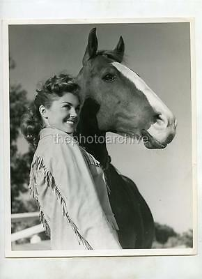 ESTHER WILLIAMS w/CREDIT by ERIC CARPENTER VINTAGE PHOTO 706S