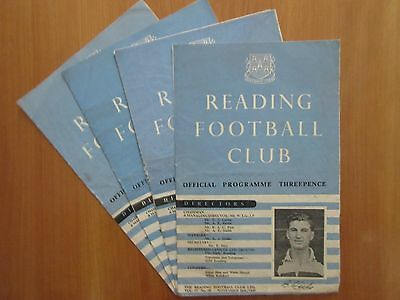 1949-50 Reading v Northampton