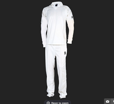 Official Test Cricket Kit Shirt/trousers All Sizes CA Sports High Quality