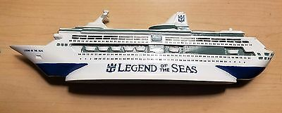 Royal Caribbean Legends Of The Seas Cruise Ship Model Desktop