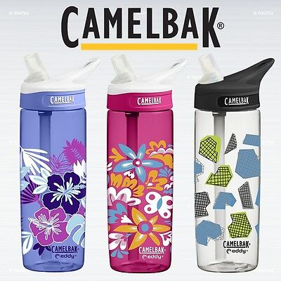 Camelbak Eddy 600ml Water Bottle - 2017 Back to School Limited Edition