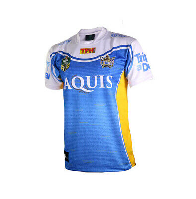 Gold Coast Titans NRL 2017 Players Names 10 year Jersey Sizes S-5XL & Kids Sizes