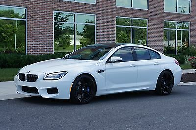 2016 BMW M6 Gran Coupe 4dr - FREE VEHICLE SHIPPING!* 2016 BMW M6 Gran Coupe 4dr - Executive pkg - Bang&Olufsen - Full Leather pkg