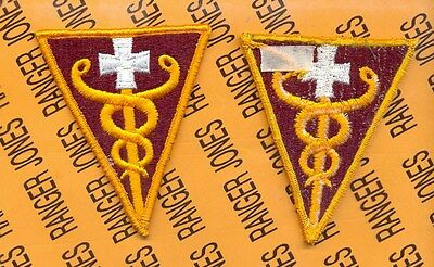 US Army 3rd Medical Brigade dress uniform patch
