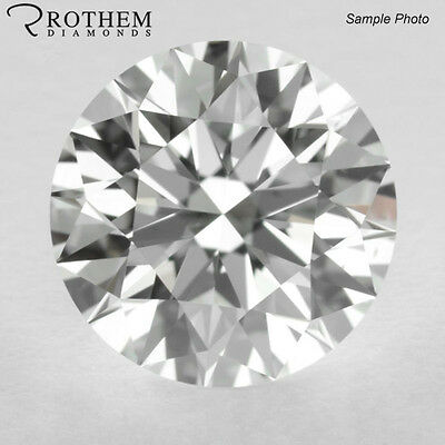REAL NATURAL 0.07 CT F VS1 Round Cut Loose Diamond Shape Single 29841866