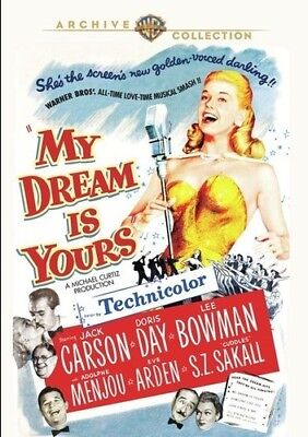 My Dream Is Yours [New DVD] Manufactured On Demand, Full Frame, Amaray Case, S