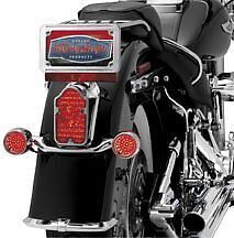 2005 Harley Davidson FLSTN Softail Deluxe Tombstone LED Taillight Conversion