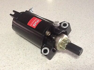 Yamaha starter motor suits 40hp Enduro 2 stroke models from 1998-2015