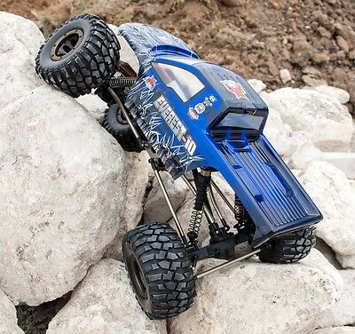 REDCAT RACING EVEREST-10 1/10 SCALE ROCK CRAWLER ELECTRIC  RC CAR  2.4GHz BLUE