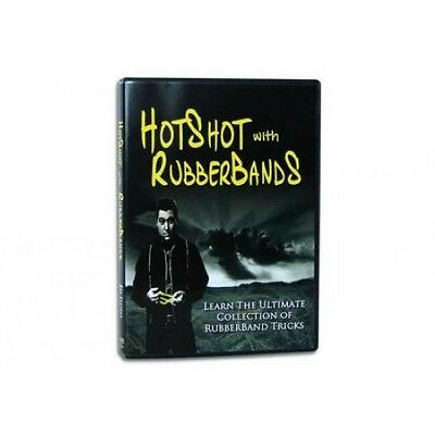 Magie - elastiques - Hotshot with rubberbands DVD