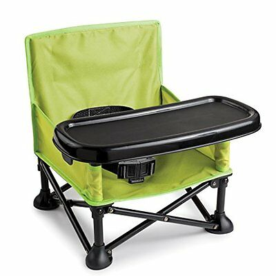 Infant Table Seat Portable Booster Chair Baby Folding Travel Feeding Lightweight