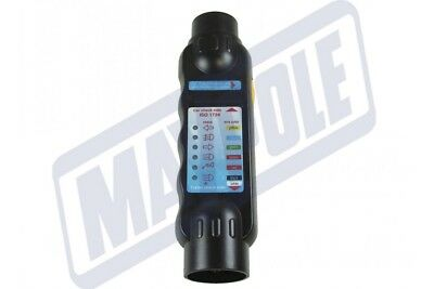 12v 7 PIN CAR, VAN, TRAILER PLUG, SOCKET, LIGHT LAMP TESTER 12N MAYPOLE MP1804B