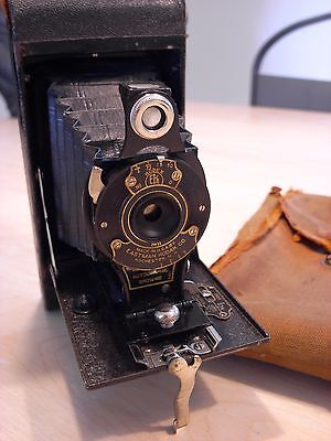 Eastman Kodak No 2 Folding Autographic Brownie