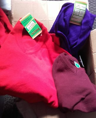 Joblot 16 Kids Jumpers & Cardigans Mixed Sizes New