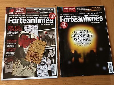 Fortean Times Magazine X 2   Christmas 2015   December 2015 supernatural